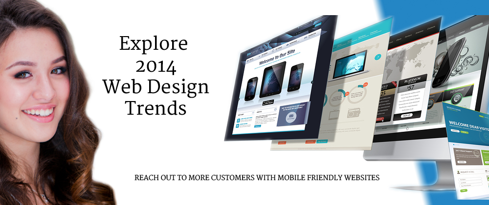 2014 WEB DESIGN TRENDS - MEERWEBS.COM